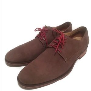 Men's Cole Haan Brown/Red shoes size 11